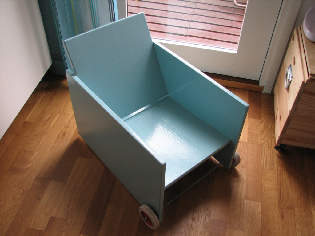 How To Make A Cool Chair For Your Kids Eirikso